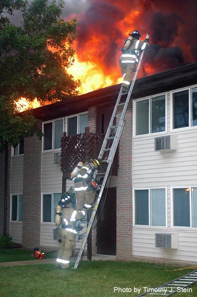 Apt Multiple Alarm Fire